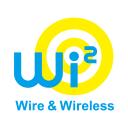 Wi2 300 公衆無線lan|Wi logo icon