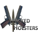 WICKED HOLSTERS logo