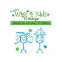 Wigs 4 Kids logo icon
