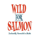 Wild For Salmon logo icon