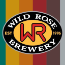 Wild Rose Brewery logo icon
