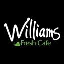 Williams Fresh Cafe logo icon