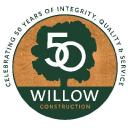 Willow Construction logo icon