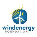 Wind Energy Foundation logo icon