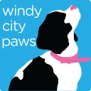Windy City Paws logo icon