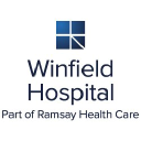 Winfield Hospital logo icon