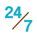 Wisdom24x7.Com logo icon