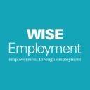 Wise Employment logo icon