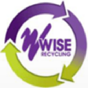 Wise Recycling logo icon