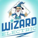 Wizard Electric logo icon