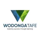Wodonga Tafe logo icon
