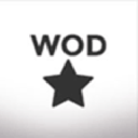 Wod Star logo icon
