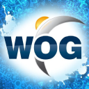 World Of Games logo icon