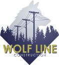 Wolf Line Construction Company logo