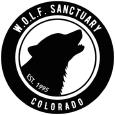 W.O.L.F. Sanctuary Logo