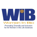 Women In Bio logo icon