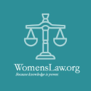 Womens Law logo icon