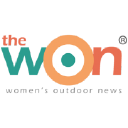 Women's Outdoor News   logo icon