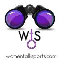 Women Talk Sports logo icon