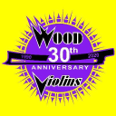 Wood Violins logo