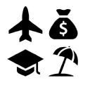 Work Flow Ict logo icon