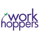 Workhoppers logo icon