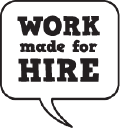 Work Made For Hire logo icon