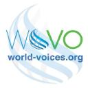 World Voices logo icon