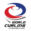 Curling logo icon