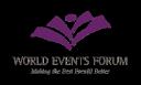 World Events Forum logo icon