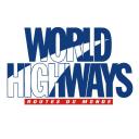 World Highways logo icon