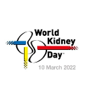 World Kidney Day logo icon