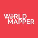Worldmapper logo icon