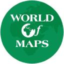 World Of Maps logo icon