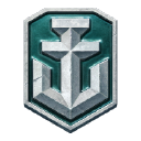 Logo for World of Warships