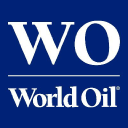 World Oil logo icon