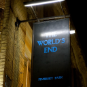 The World's End, Finsbury Park logo icon