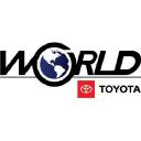 World Toyota logo icon