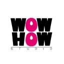Wow How Studio logo icon