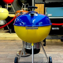 Wow Bbq logo icon