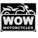 Wow Motorcycles logo icon