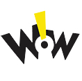 Wow! Work Out World logo icon