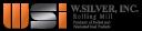 W. Silver logo