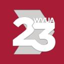 WVUA 23 logo