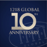 1218 Global logo