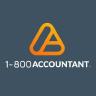 1800Accountant logo