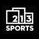 213 Sports logo