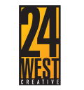 24 West Productions logo