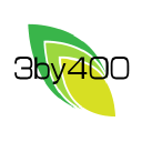 3by400 Logo