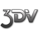 3DV Corporation Logo